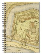 The Tower Of London, From A Survey Made Spiral Notebook