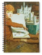 The Toy Castle Spiral Notebook