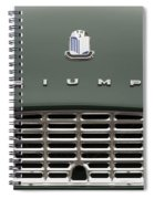 The Tr3 Look Spiral Notebook