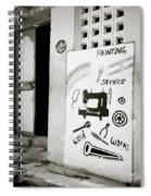 The Trader Spiral Notebook