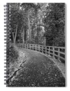 The Trail Spiral Notebook