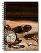 The Traveler Spiral Notebook