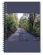 The Traveler's Road Spiral Notebook