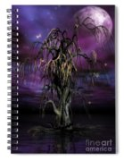 The Tree Of Sawols Spiral Notebook