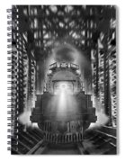 The Trestle  Spiral Notebook