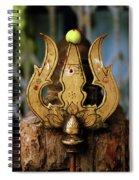 The Trident Spiral Notebook