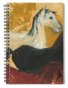 The Trio Spiral Notebook