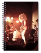 The Tubes Spiral Notebook
