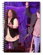 The Turtles - Mark Volman And Howard Kaylan Spiral Notebook
