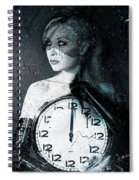 The Twelfth Hour Spiral Notebook