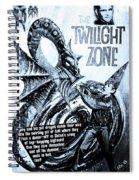 The Twilight Zone Spiral Notebook