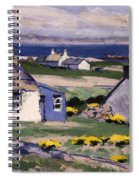 The Two Crofts Spiral Notebook