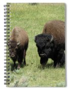 The Two Of Us Spiral Notebook
