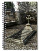 The Un-grave Spiral Notebook