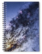 The Universal Migrator Spiral Notebook