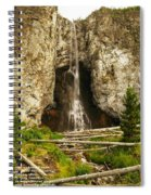 The Unknown Path Spiral Notebook