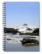 The Untamed Sea Spiral Notebook