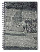 The Upstairs At The Cemetery Spiral Notebook