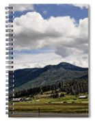 The Valley Spiral Notebook