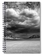 The Valley Of Shadows Spiral Notebook