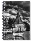 The Valve Tower Mono Spiral Notebook