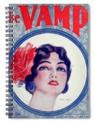 The Vamp Spiral Notebook