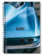 The Vette Spiral Notebook