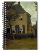 The Vicarage At Neunen Spiral Notebook