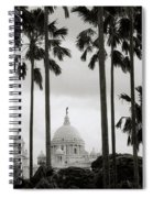 Victorian Calcutta Spiral Notebook