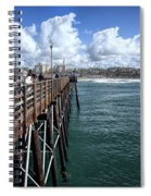 The View From Here Spiral Notebook