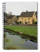 The Village Green Spiral Notebook