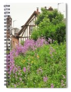 The Village Spiral Notebook