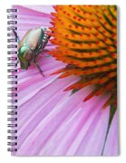 The Visitor Spiral Notebook