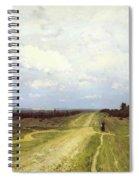 The Vladimirka Road Spiral Notebook