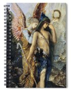 The Voices. Hesiod And The Muse Spiral Notebook