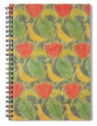 The Voysey Birds Spiral Notebook