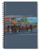 The Vuelta Spiral Notebook