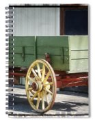 The Wagon Spiral Notebook