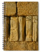 The Western Wall  Spiral Notebook