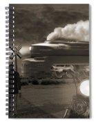 The Wait 2 Spiral Notebook