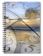 The Waiting Room Spiral Notebook