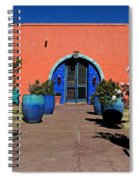The Walkway Spiral Notebook