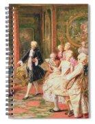 The Waltz Spiral Notebook