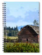 The Warmth Of The Barn Spiral Notebook