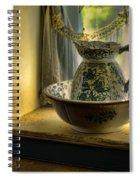 The Wash Basin Spiral Notebook