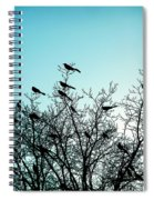 The Watch Tower Spiral Notebook