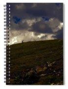 The Watchers Spiral Notebook