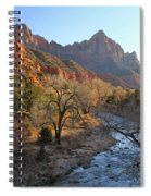 The Watchman Spiral Notebook