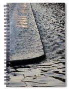The Water Fountain Spiral Notebook