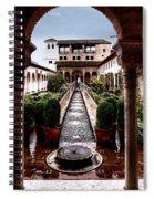 The Water Gardens Spiral Notebook